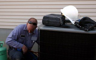 All heating and air conditioning