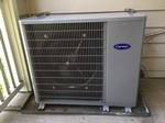 Carrier A/C Slim Line Installed in Fremont, CA