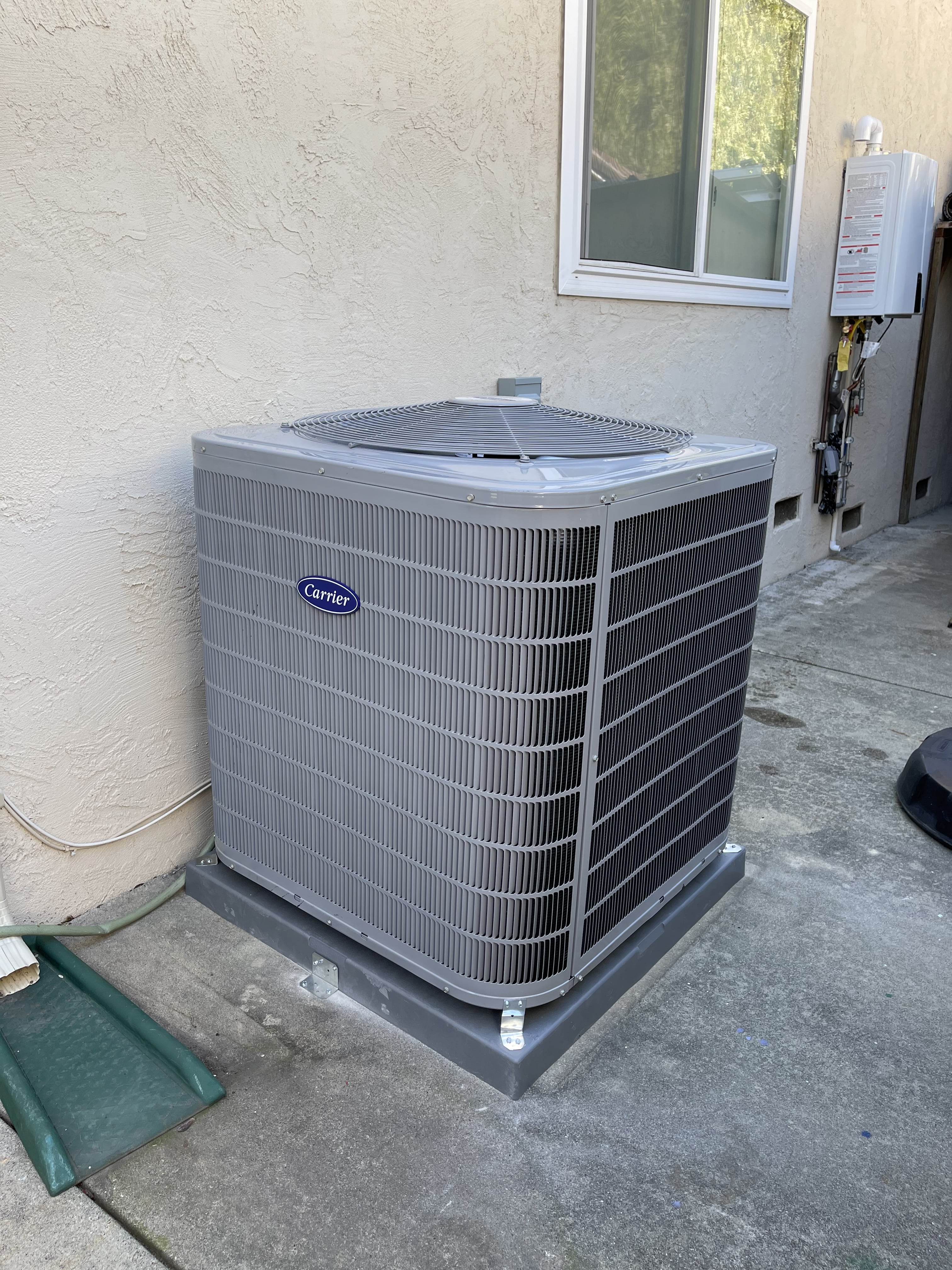 New Furnace and A/C Replacement Fremont, CA