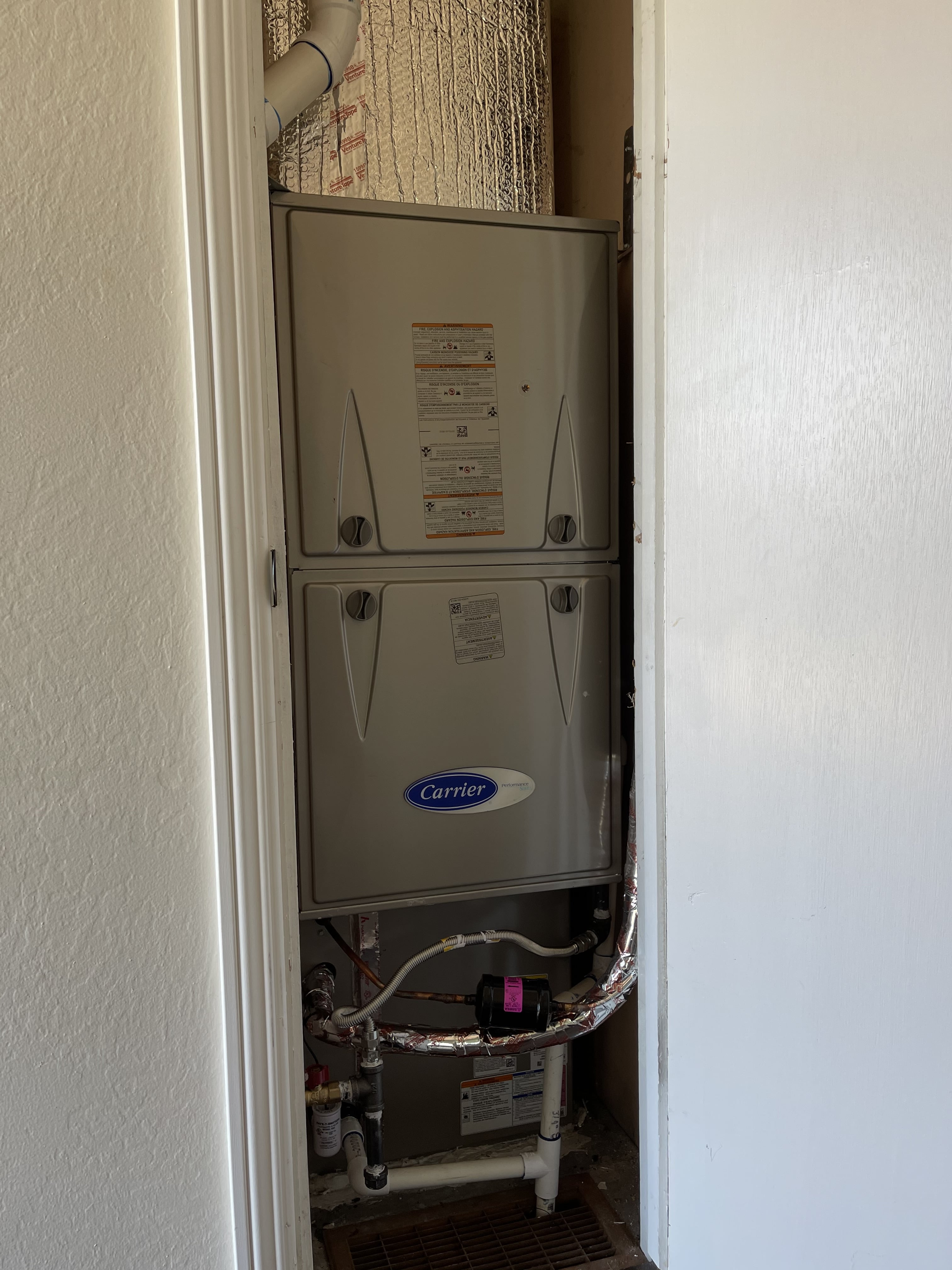 Furnace and New A/C Installation in San Jose, CA