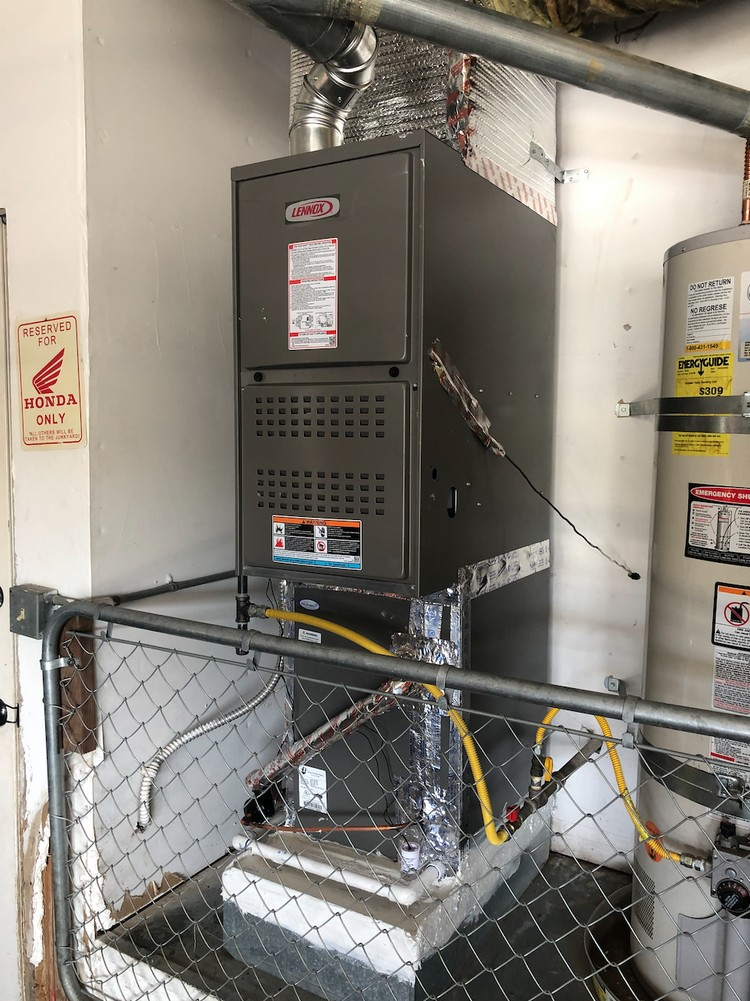New A/C Installation Tramway Drive Milpitas, CA