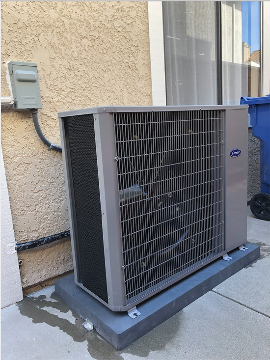 Furnace Replacement Air Conditioning Milpitas, CA