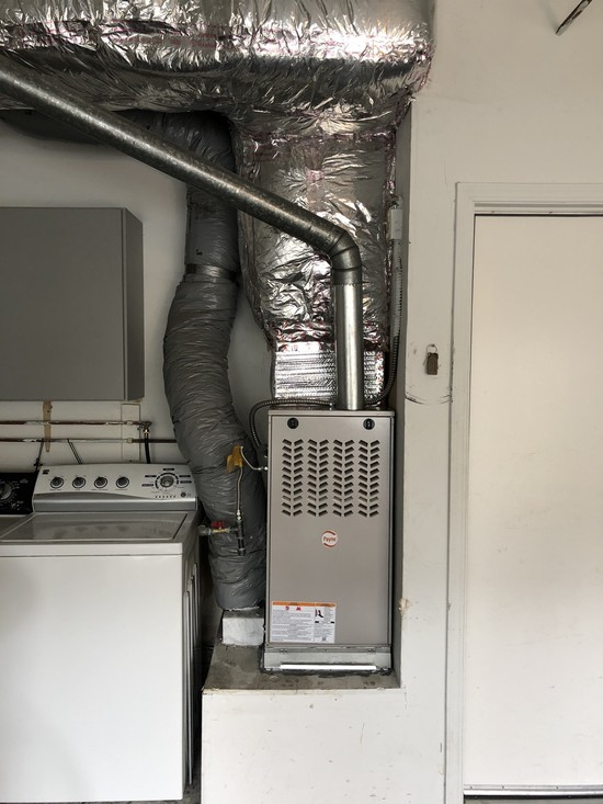 Furnace Replacement Milpitas, CA