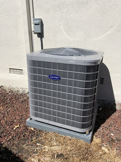 New A/C and Furnace Installation San Jose