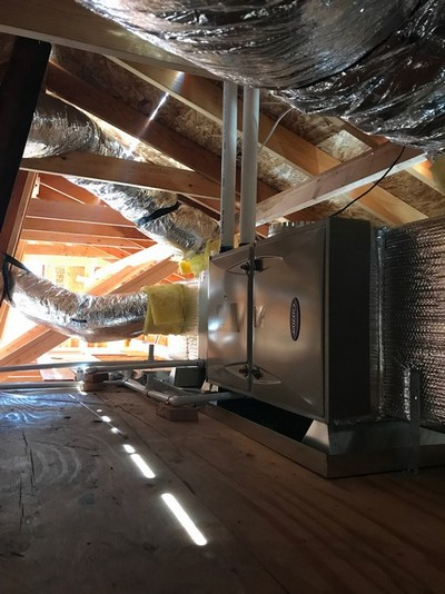 New A/C and Furnace Installation in San Jose, CA