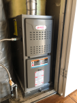 New Furnace Replacement Ninth Ave Menlo Park, CA